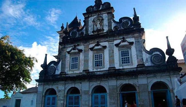 Convento de Santo Antônio é uma construção de 1654 - Foto: Divulgação | LK Comunicação