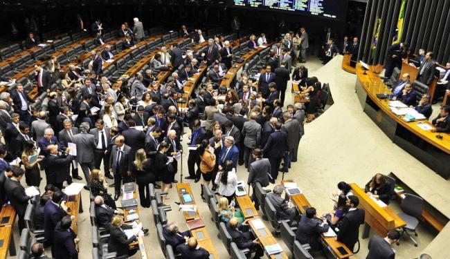 Comissão parlamentar de inquérito que vai investigar o esquema de corrupção - Foto: Luís Macedo | Câmara dos Deputados | 4.11.2014