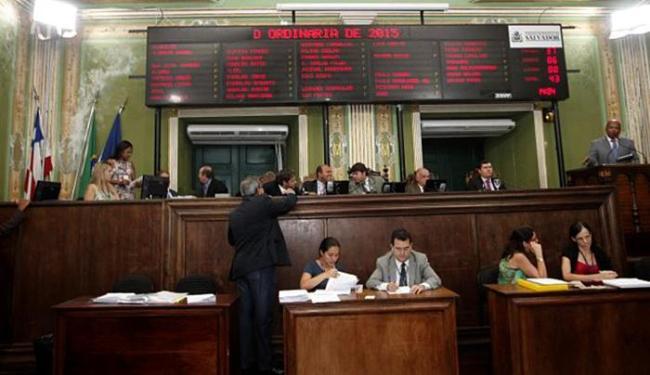 Mesa diretora definiu o percentual mínimo para o reajuste dos salários dos servidores do Legislativo - Foto: Margarida Neide l Ag. A TARDE