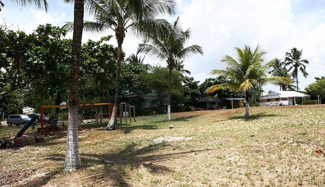 Terreno leiloado inclui área do antigo Camping Clube do Brasil - Foto: Marco Aurélio Martins   Ag. A TARDE