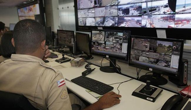 Vídeo-monitoramento tem contribuído para melhorar ação policial - Foto: Manu Dias | GOVBA