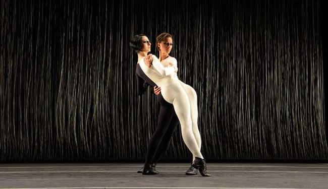 Dança imã (2009) é uma das danças nos 40 anos do grupo Corpo - Foto: Divulgação