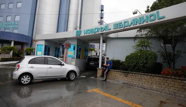 O terreno havia sido negociado como garantia da dívida que o hospital possuía com o banco - Foto: Edilson Lima | Ag. A TARDE