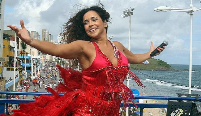 Daniela Mercury quebrou maldições no Carnaval de Salvador - Foto: Lúcio Távora | Ag. A TARDE