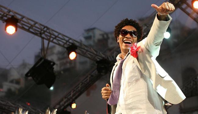 Denny, vocalista da banda desde 1999 - Foto: Imas Pereira | Divulgação