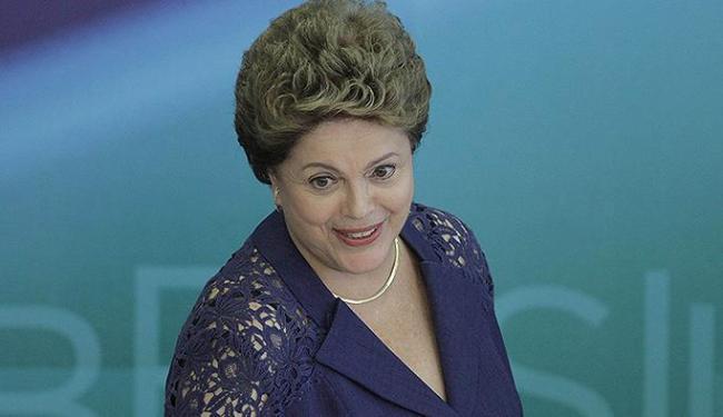A presidente Dilma destacou a ampliação dos investimentos na área de saúde - Foto: AP Photo l Eraldo Peres