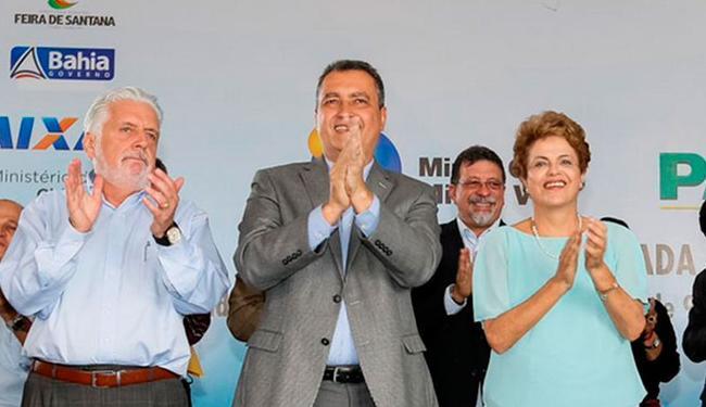 Dilma entregou imóveis do Minha Casa em Feira de Santana - Foto: Reprodução   Twitter