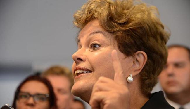 Presidente diz que sempre houve corrupção no país, mas que agora há investigação - Foto: Elza Fiúza | Agência Brasil
