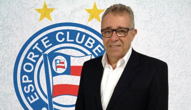 Avancini será empossado no cargo nesta segunda-feira, 2 - Foto: Divulgação | E.C.Bahia