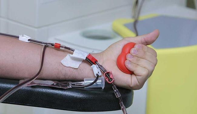 Ação será para suprir o baixo estoque de bolsas de sangue na Fundação Hemoba - Foto: Fernando Vivas | Ag. A TARDE