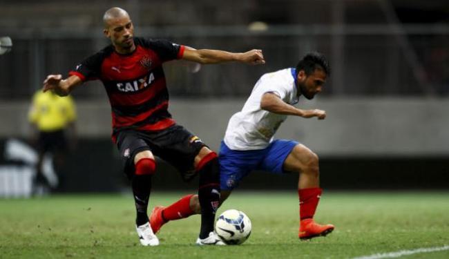 Bahia e Vitória se preparam para o jogo deste domingo, no Barradão - Foto: Fernando Vivas | Ag. A TARDE