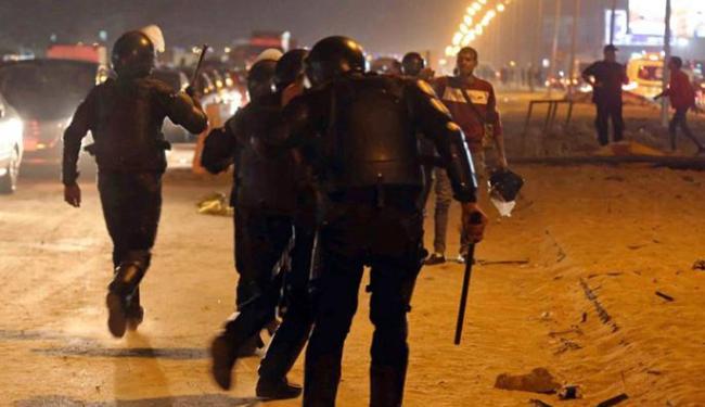 O escritório da Promotoria Pública anunciou que vai investigar o caso - Foto: Al Youm Al Saabi | Ag. Reuters