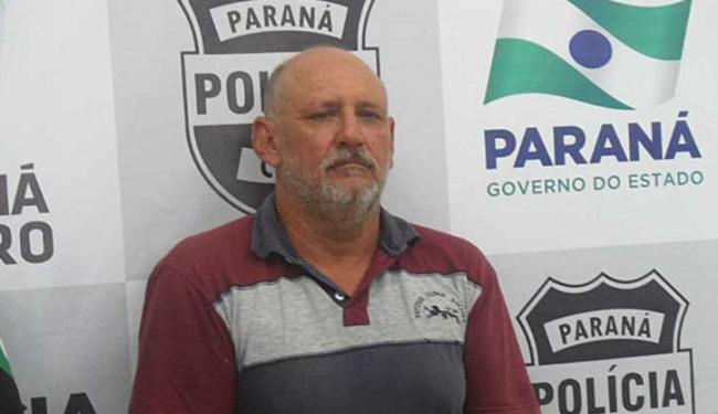 Empresário foi preso em Piraquara no Paraná - Foto: Ascom | Polícia do Paraná