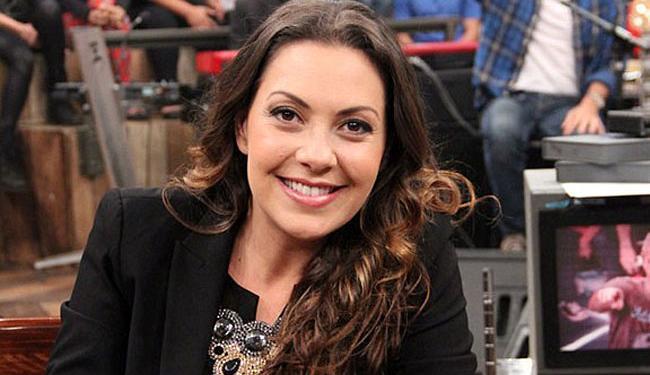 A atriz participa da festa de Iemanjá - Foto: Divulgação   GShow
