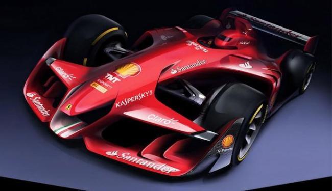 A Ferrari defende mudanças na atual regra da Fórmula 1 sobre designers dos carros - Foto: Divulgação | Ferrari