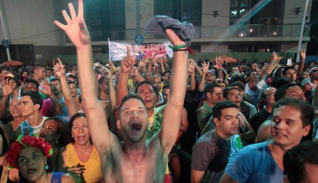 Prefeitura de Salvador promete aumentar o número de atrações que vão desfilar sem cordas - Foto: Lúcio Távora   Ag. A TARDE