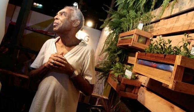 Gilberto Gil no Camarote Expresso 2222 - Foto: Mila Cordeiro   Ag. A TARDE