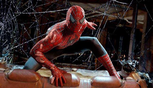 Homem-Aranha estará no próximo filme da Marvel ao lado do Homem de Ferro, Thor e Capitão América - Foto: Divulgação