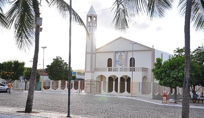 Crime ocorreu na igreja matriz, na praça N. Senhora da Conceição - Foto: Acilon Di Oliveira l Ascom