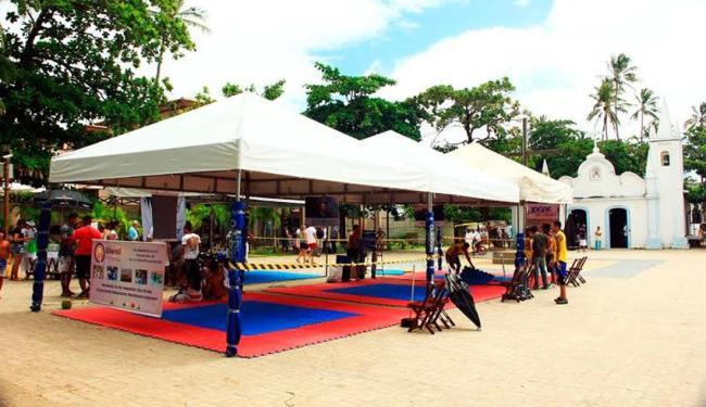 Competição será disputada na beira da praia - Foto: Divulgação