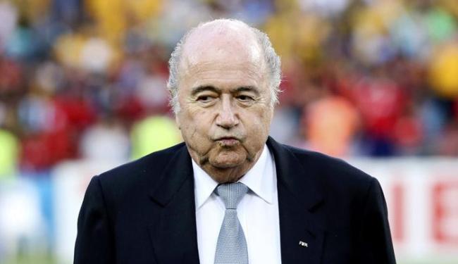 Para Niersbach, Fifa pode recuperar uma imagem positiva apenas com rostos diferentes na sua direção - Foto: Steve Christo   Ag. Reuters
