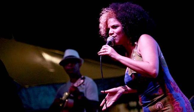 Juliana vai homenagear as mulheres na última edição do Preta Brasileira - Foto: Mila Cordeiro   Ag. A TARDE
