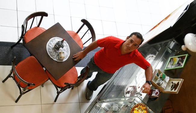 Lafayette saiu de agência de publicidade para abrir café - Foto: Fernando Amorim   Ag. A TARDE