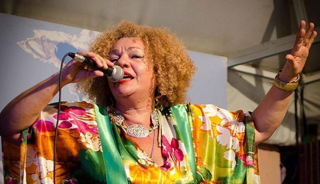 Cantora apresenta o show Samba em Amigos - Foto: Esperanca Gadelha | Divulgação