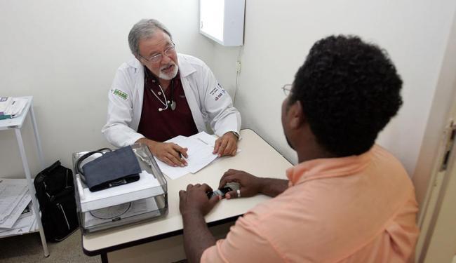 Caso não se apresentem, médicos não serão mais chamados pelo programa - Foto: Luciano da Matta | Ag. A TARDE