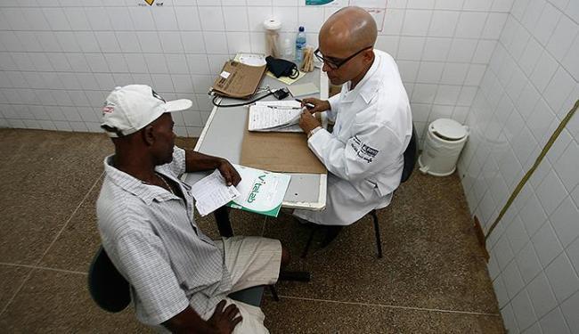 Cada cidade baiana integrante do programa tem pelo menos um médico - Foto: Luiz Tito l AG. TARDE
