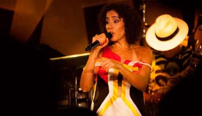 Márcia Castro vai receber convidados na última edição - Foto: Divulgação