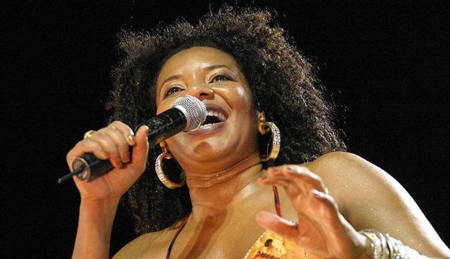 Margareth vai participar da abertura do Carnaval - Foto: Ronaldo Silva | Secom