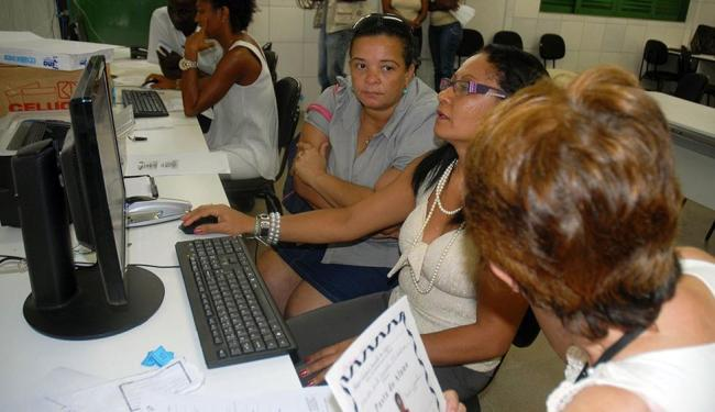 Matrícula pode ser realizada em qualquer unidade escolar - Foto: Claudionor Jr | SEC-BA