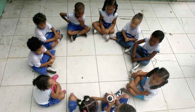 Confirmação de matrícula é para crianças da educação infantil da rede municipal de ensino - Foto: Iracema Chequer | Ag. A TARDE