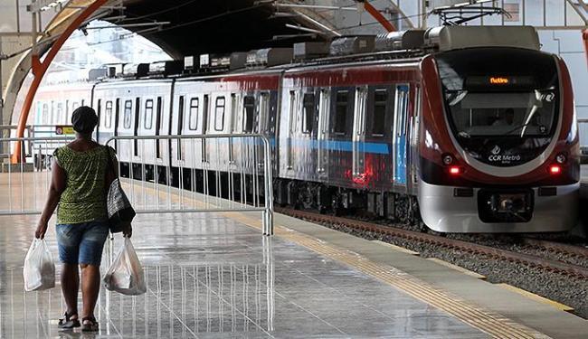 Comissão vai apurar irregularidades na construção do Sistema Metroviário de Salvador - Foto: Lúcio Távora | Ag. A TARDE