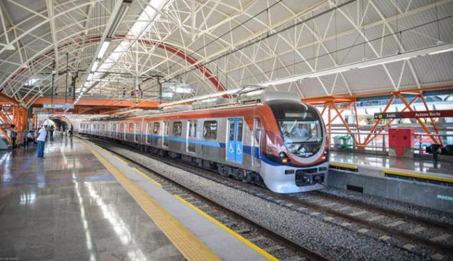 Devido a obras, intervenções nas estações Acesso Norte e Retiro acontecerão nos fins de semana - Foto: Erik Salles | Ag. Servphoto