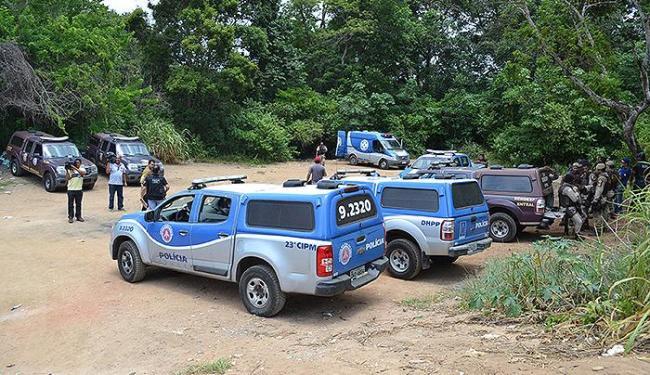 Caso ocorreu na Vila Moisés, na Estrada das Barreiras, em 6 de fevereiro - Foto: Romildo de Jesus l Estadão Conteúdo