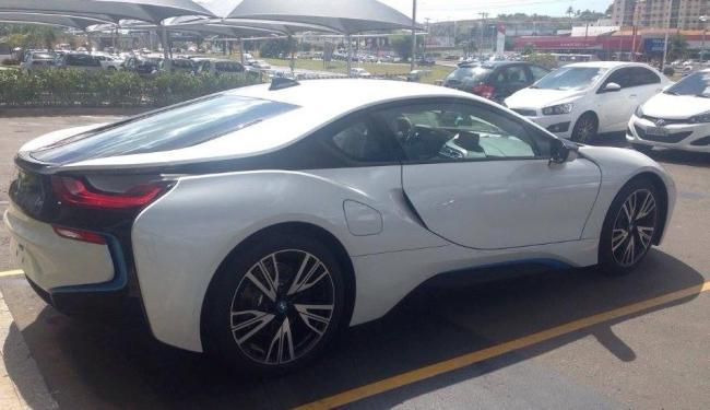 Haus Motors, revenda da BMW em Salvador vende primeiro i8 do norte e nordeste - Foto: Katiane Nogueira