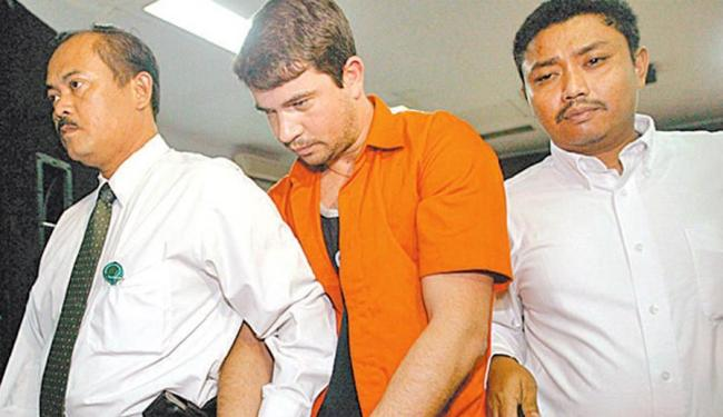 O brasileiro Rodrigo Gularte, 42 anos, está entre os sete estrangeiros - Foto: Reprodução