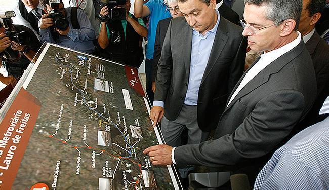 Linha 2 vai ligar o Acesso Norte a Lauro de Freitas - Foto: Marco Aurélio Martins | Ag. A TARDE