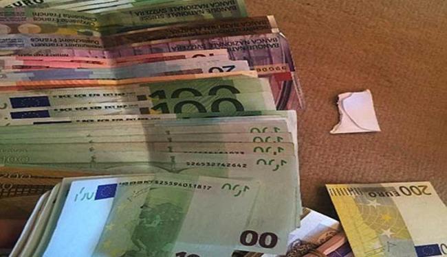 PF ainda não divulgou valor encontrado em empresa investigada - Foto: Divulgação | Polícia Federal