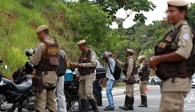 Operação aconteceu em Salvador, Região Metropolitana (RMS) e interior do estado - Foto: Joá Souza   Ag. A TARDE