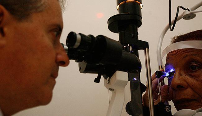 Dos 5 mil entrevistados, 52% disseram apresentar doenças oculares - Foto: Fernando Amorim | Ag. A TARDE