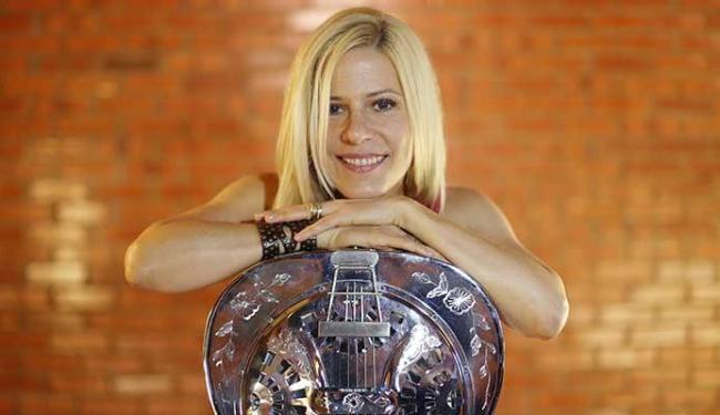 Paula Toller aparece transbordante no novo disco - Foto: Eduardo Nicolau   Estadão Conteúdo
