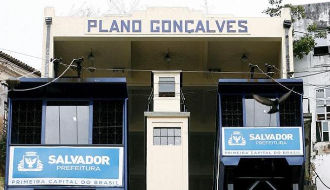 Único ascensor a operar no Carnaval será o que liga a Liberdade à Calçada - Foto: Marco Aurélio Martins | Ag. A TARDE