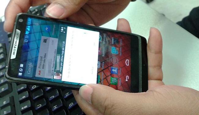 Whatsapp é um do app mais usados por quem tem smartphone - Foto: Ag. A TARDE