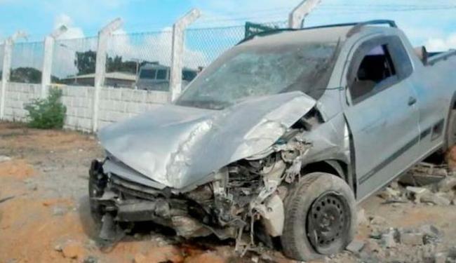 O motorista é morador do Espírito Santo e estava na cidade na casa de parentes - Foto: Reprodução: Site radar 64
