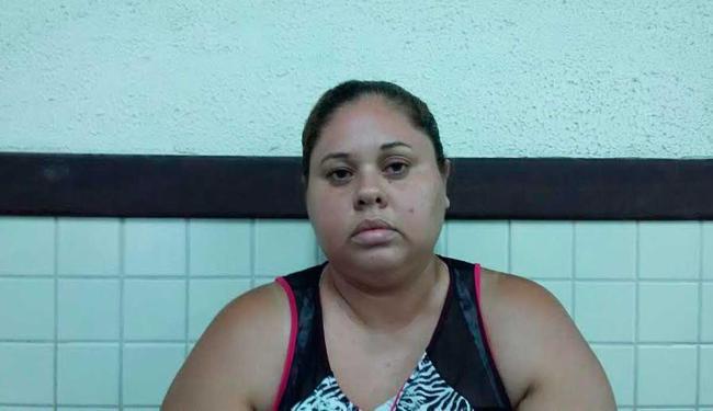 Natália foi presa na última quinta, 19, quando passeava em um shopping center da capital - Foto: Divulgação | Polícia Civil