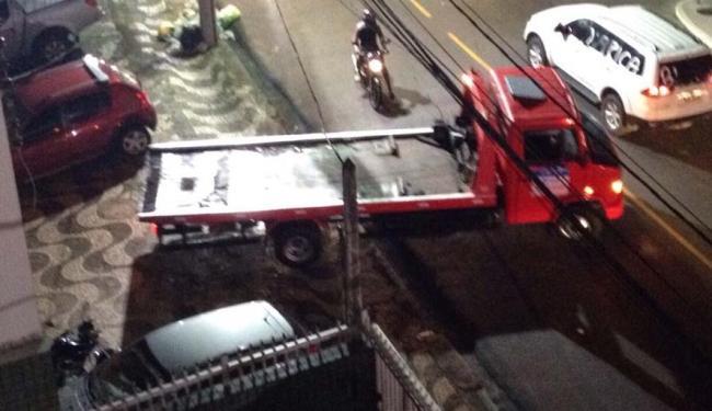 A Transalvador lembra que o condutor é responsável pelo local onde estaciona - Foto: Paulo Oliveira   Ag. A TARDE