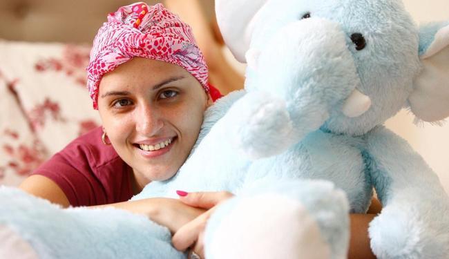 Safira foi diagnosticada com leucemia em novembro do ano passado - Foto: Adilton Venegeroles | Ag. A TARDE